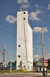 Sycamore, Ohio: Crossroads Grain Elevator