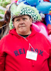 Lexington, Mass.:  Patriots Day Parade Vendor 4/14/13