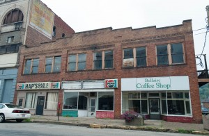 Bellaire, Ohio:  Business District 8/5/12