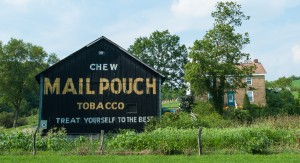 Greene County, PA:  Early 19th century farmstead 7/31/12