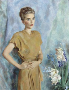 Henriette Wyeth, 'The Portrait of a Lady' (1947)