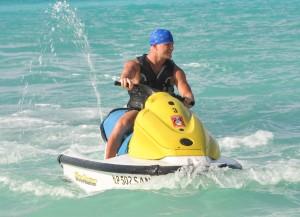 Nassau, Bahamas:  Joyrider 4/4/10
