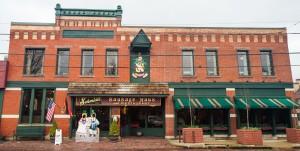 Columbus, Ohio:  Schmidt's Sausage Haus 3/12/12