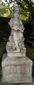 Cambridge, MA:  Mt. Auburn Cemetery, 'Edith' 10/7/13