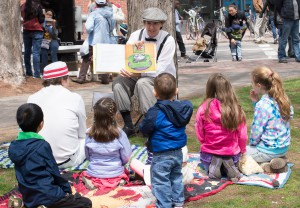Cambridge, MA:  Harvard Square Mayfest  5/4/14
