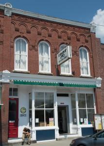 Royalton, VT:  Odd Fellows Hall  7/17/13