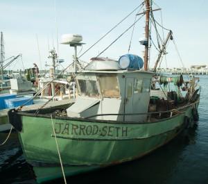 Newport, RI:  Fishing Pier  8/19/12
