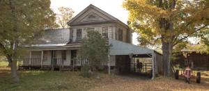 Hebron, NY:  Farmhouse 9/28/14
