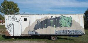 Salem, NY:  Salem Art Works, student housing 9/28/14