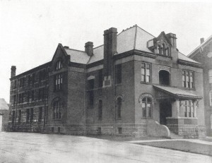 St. Clairsville, OH:  Belmont County Jail & Jailer's Residence, n.d.