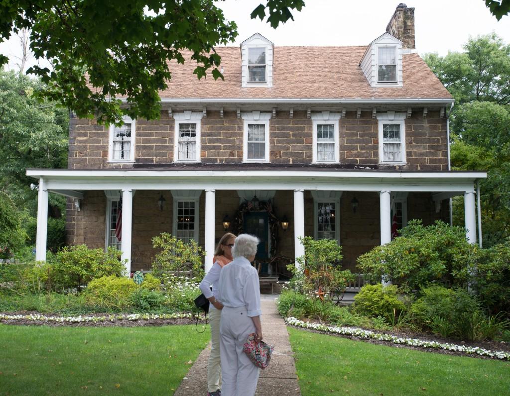 Scenery Hill, PA: The Century Inn 8/22/13